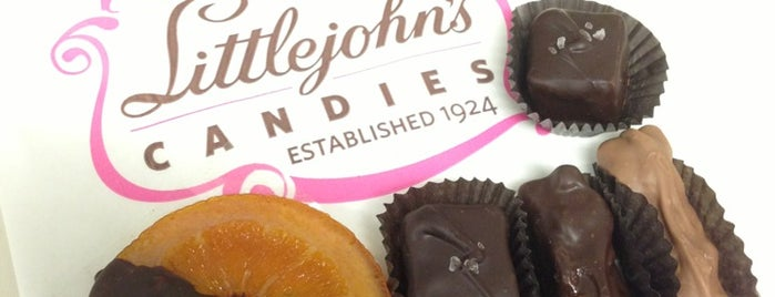 Littlejohn's Candies is one of SF.