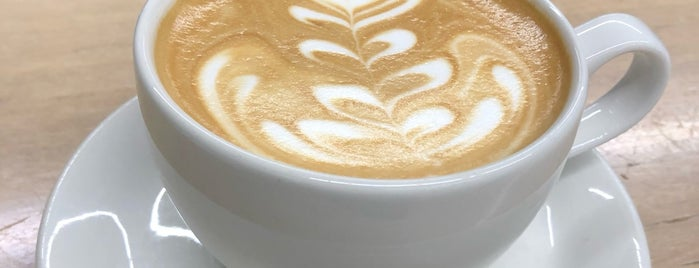 Andytown Coffee is one of Orte, die Micheal gefallen.