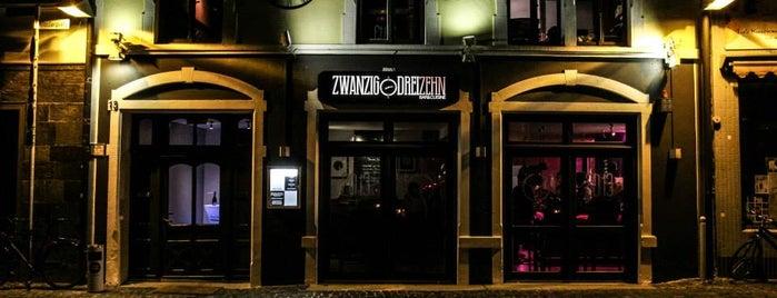 Zwanzig Dreizehn Bar & Cuisine is one of Mein OWL.