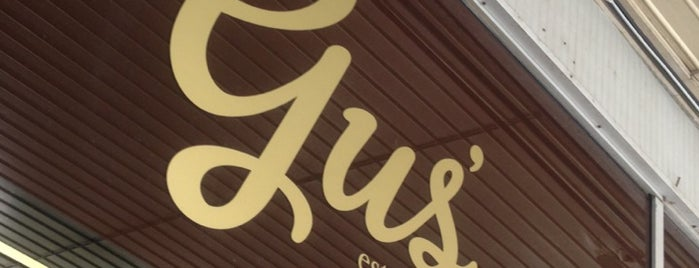 Gus' Cafe is one of James 님이 좋아한 장소.
