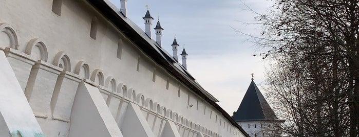 Провиантская башня is one of Tempat yang Disukai Алена.