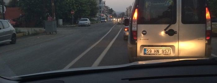Altınova Cadde is one of Ümit : понравившиеся места.