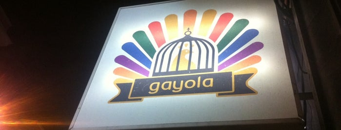 Gayola Bar & Steakhouse is one of lx.
