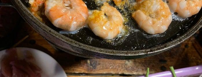 ย่างเนย ม.ขอนแก่น is one of KKU food.