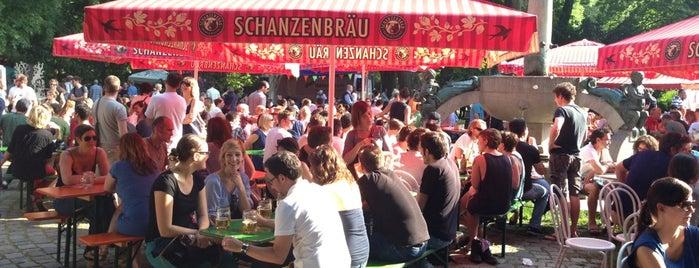 Rosenau is one of Nürnberg.