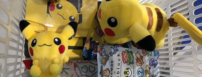 Pokémon Center Mega Tokyo is one of Japan. Places.