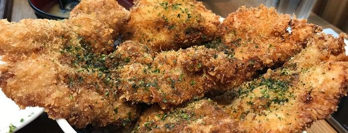 KatsudonHanakatsu is one of Singapore Casual Eating.
