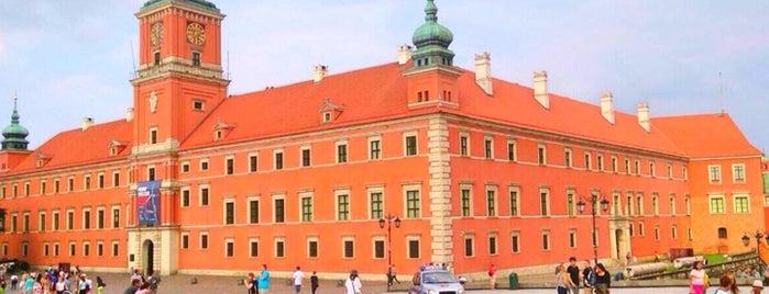 Zamek Królewski | The Royal Castle is one of Warschau.