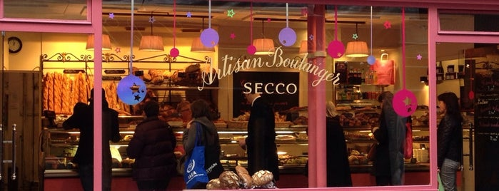 Secco is one of Paris.