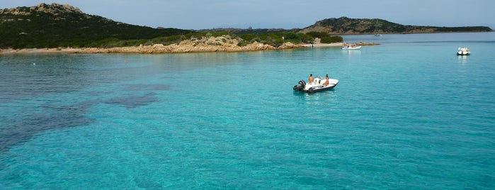 La Maddalena is one of Sardinia.