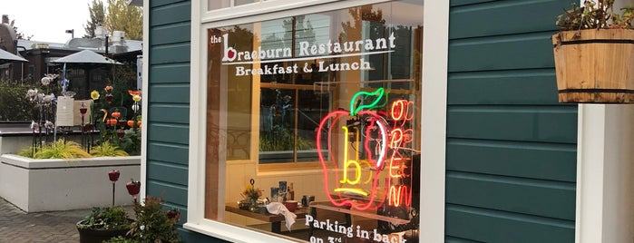 The Braeburn Restaurant is one of WA: Whidbey Island.