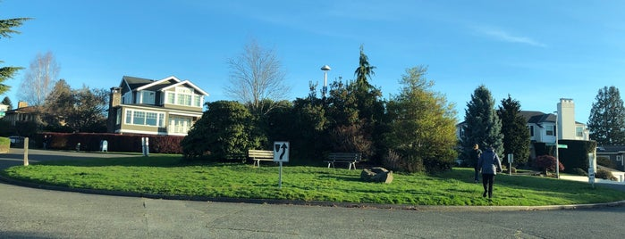 University Circle Park is one of Seattle's 400+ Parks [Part 1].