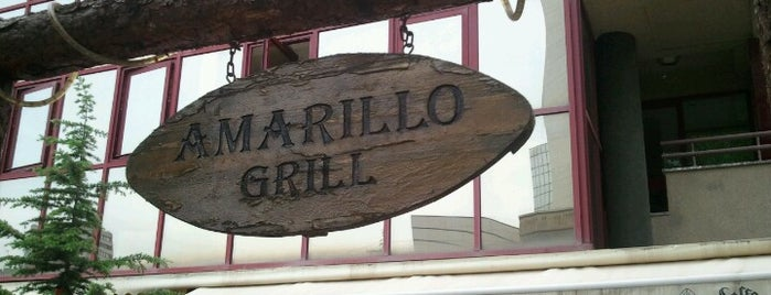 Amarillo is one of Orte, die 'Meryem gefallen.