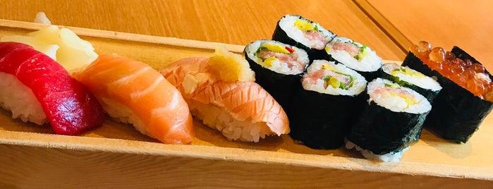 Itamae Sushi is one of ウーバーイーツで食べたみせ.