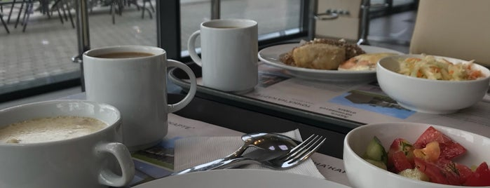 Кафе-бистро «Точка на карте» is one of Boris : понравившиеся места.