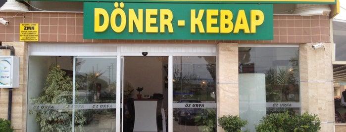 Öz Urfa Pide Kebap is one of izmir.