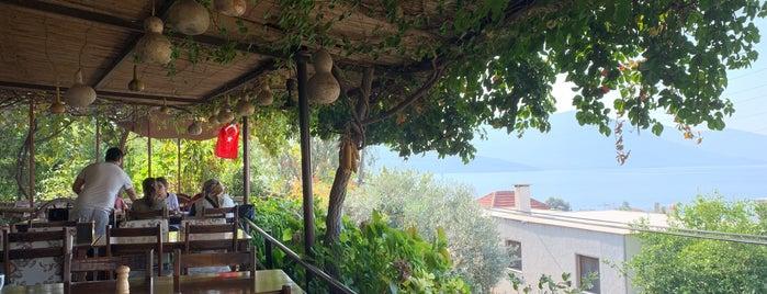 Karia Pansiyon & Restaurant is one of Tempat yang Disukai Önder.