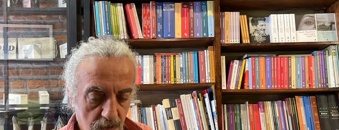 Nostalji Kitap & Kahve is one of Kış.