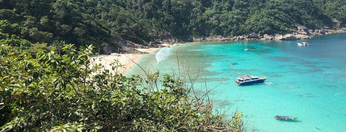 Similan Islands is one of Posti che sono piaciuti a Ольга.