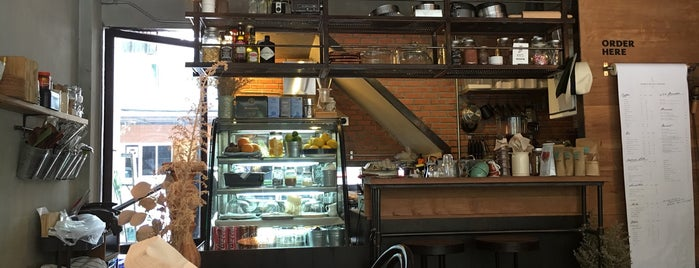 Fourth of Fifty Second is one of Cafes with a kahve personality!.
