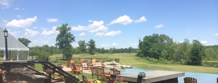 Prime at Saratoga National is one of Saratoga springs.