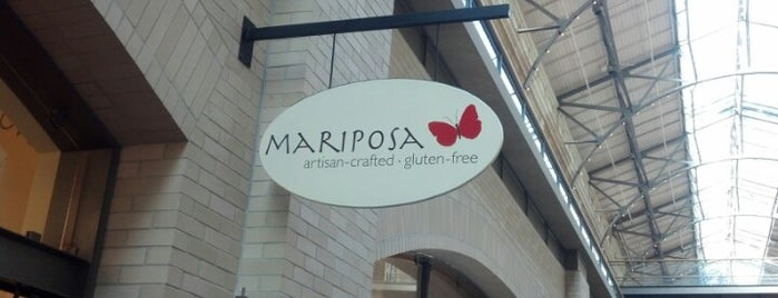 Mariposa Baking Co. is one of Snacks and Bites.