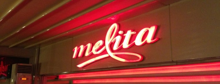 Melita Cafe is one of ● Fenerbahçe Republic ★☆★.