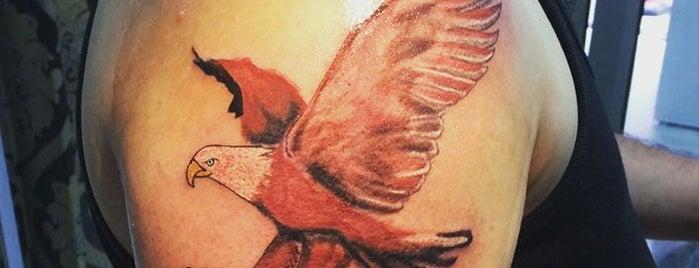 Old City Tattoo & Piercing is one of Serhat'ın Beğendiği Mekanlar.