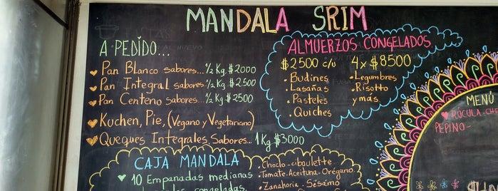Mandala Srim is one of Ruta Vegetariana.