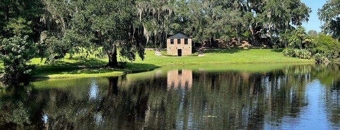 Middleton Place is one of Charleston 2021.