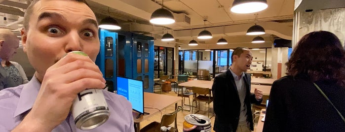 WeWork White House is one of Posti che sono piaciuti a IS.
