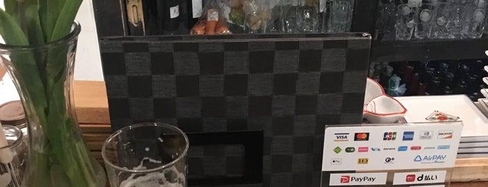 酒商 熊澤 is one of 立ち飲み屋.
