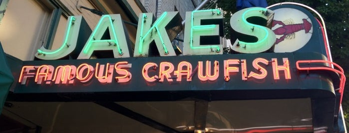 Jake's Famous Crawfish is one of Portland.