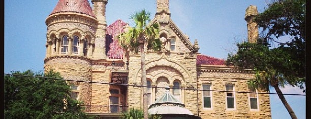 1892 Bishop's Palace is one of West Coast Sites.