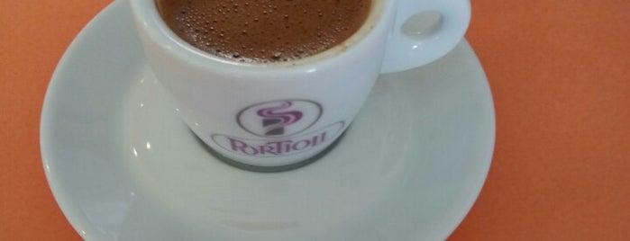 Porto Cafe is one of Orte, die Jingyuan gefallen.