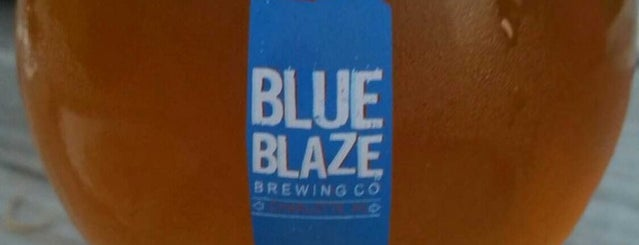 Blue Blaze Brewing Co is one of Breweries I've been to..