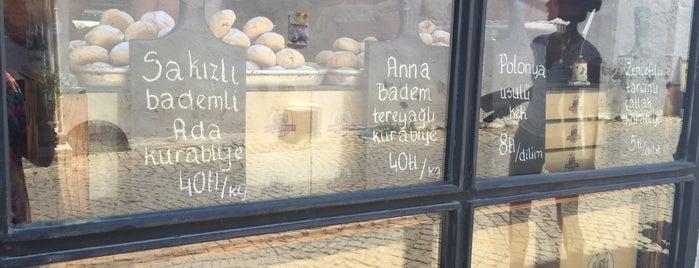 Veli Dede Fırın is one of Lugares favoritos de Rabia.