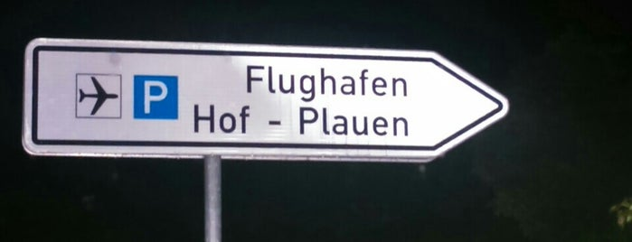 Flughafen Hof-Plauen (HOQ) is one of Airports.