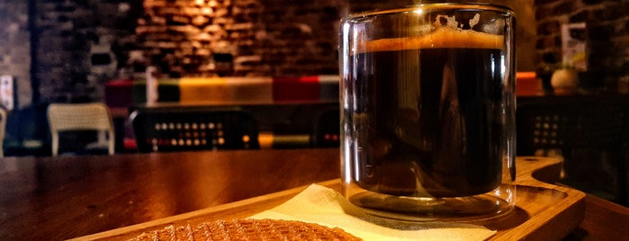 Old Bear Coffee Co. is one of Isparta.