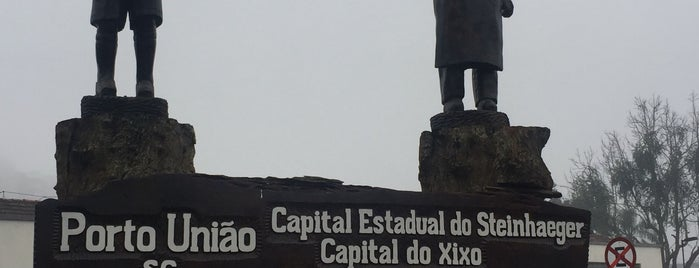 Porto União is one of Porto União/SC.