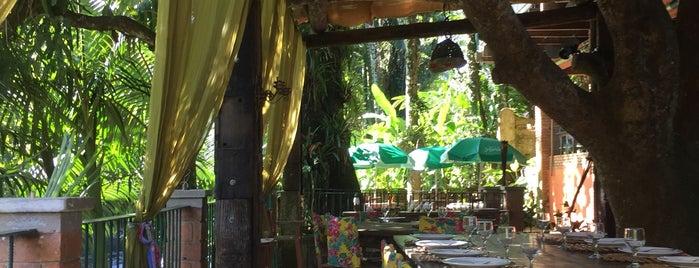 Restaurante Villa Morretes is one of Locais curtidos por Juliano.
