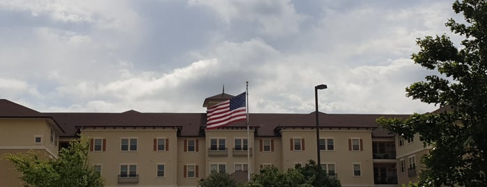 SpringHill Suites Dallas Plano/Frisco is one of สถานที่ที่ Werner ถูกใจ.