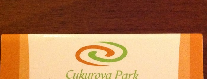 Çukurova Park Hotel is one of 👑Serkan👑さんのお気に入りスポット.