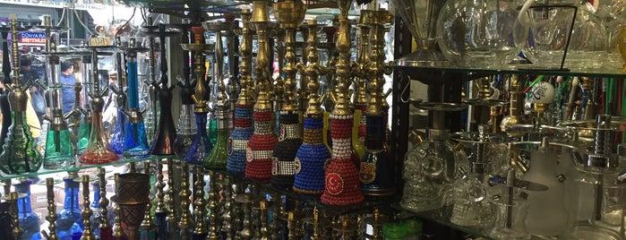 Tekdemir Nargile & Hediyelik Eşya is one of Nargile Dükkanları.