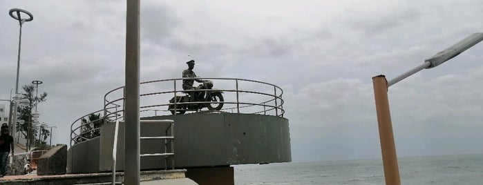 Monumento a Pedro Infante is one of Mazatlán - 2020.