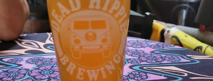 Dead Hippie Brewing is one of Colorado Breweries.