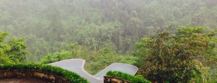 Ubud Hanging Garden is one of SOUTH EAST ASIA Island Hopping Resorts.