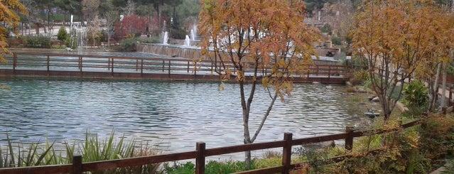 Dülükbaba Tabiat Parkı is one of Lieux qui ont plu à Fadik.