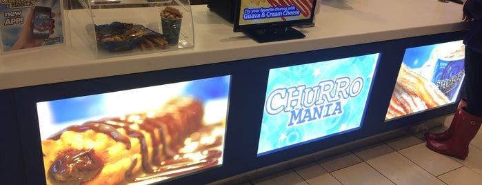 Churro Mania is one of Eduardo's Liked Places.