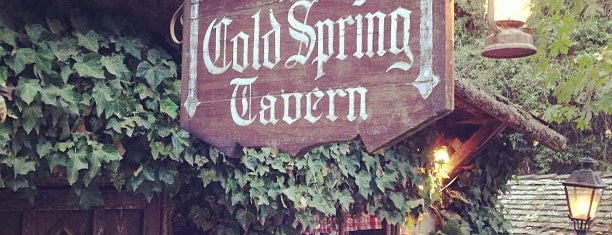 Cold Spring Tavern is one of Want to Try Out New 3.